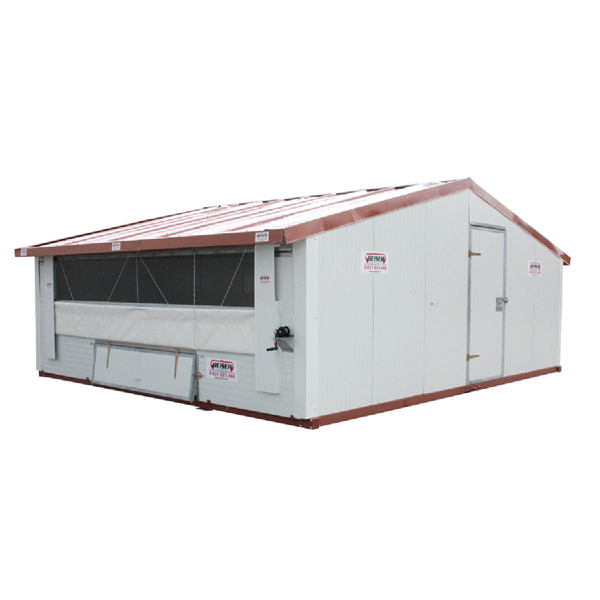 kits chauffage pour bâtiment élevage